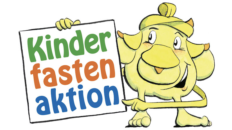 Logo Kinderfastenaktion 2019